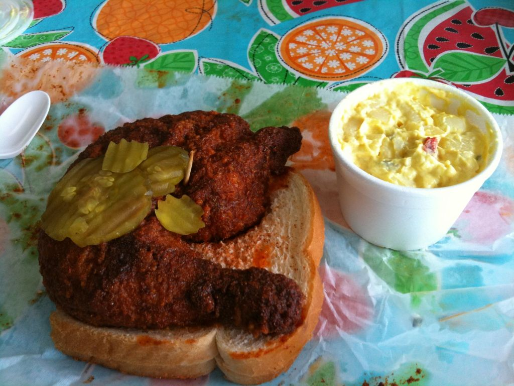 Princes Hot Chicken